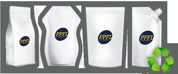 Sustanable packaging